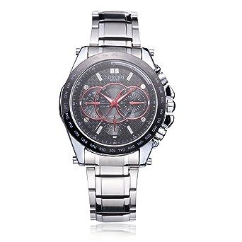 1f286b1dd8 Rockyu ブランド 人気 腕時計 メンズ 男性 オシャレ 防水 サファイアガラス 海外ブランド ホワイト メンズ時計