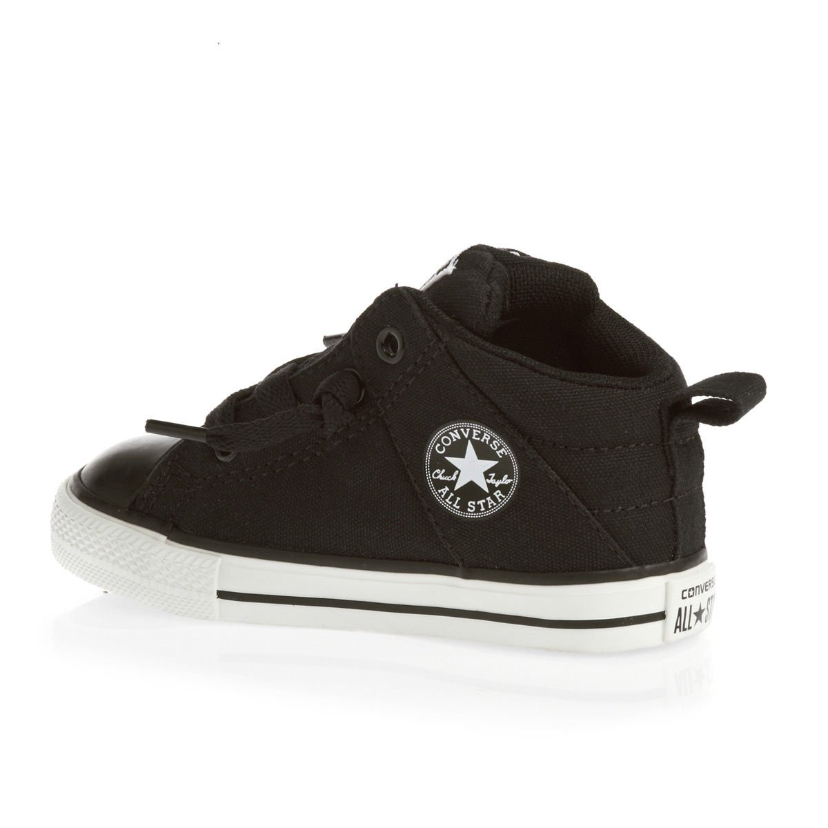 Amazon.com  Converse Kids  Chuck Taylor All Star Axel Mid Leather (Infant  Toddler)  Shoes 5638b07d0