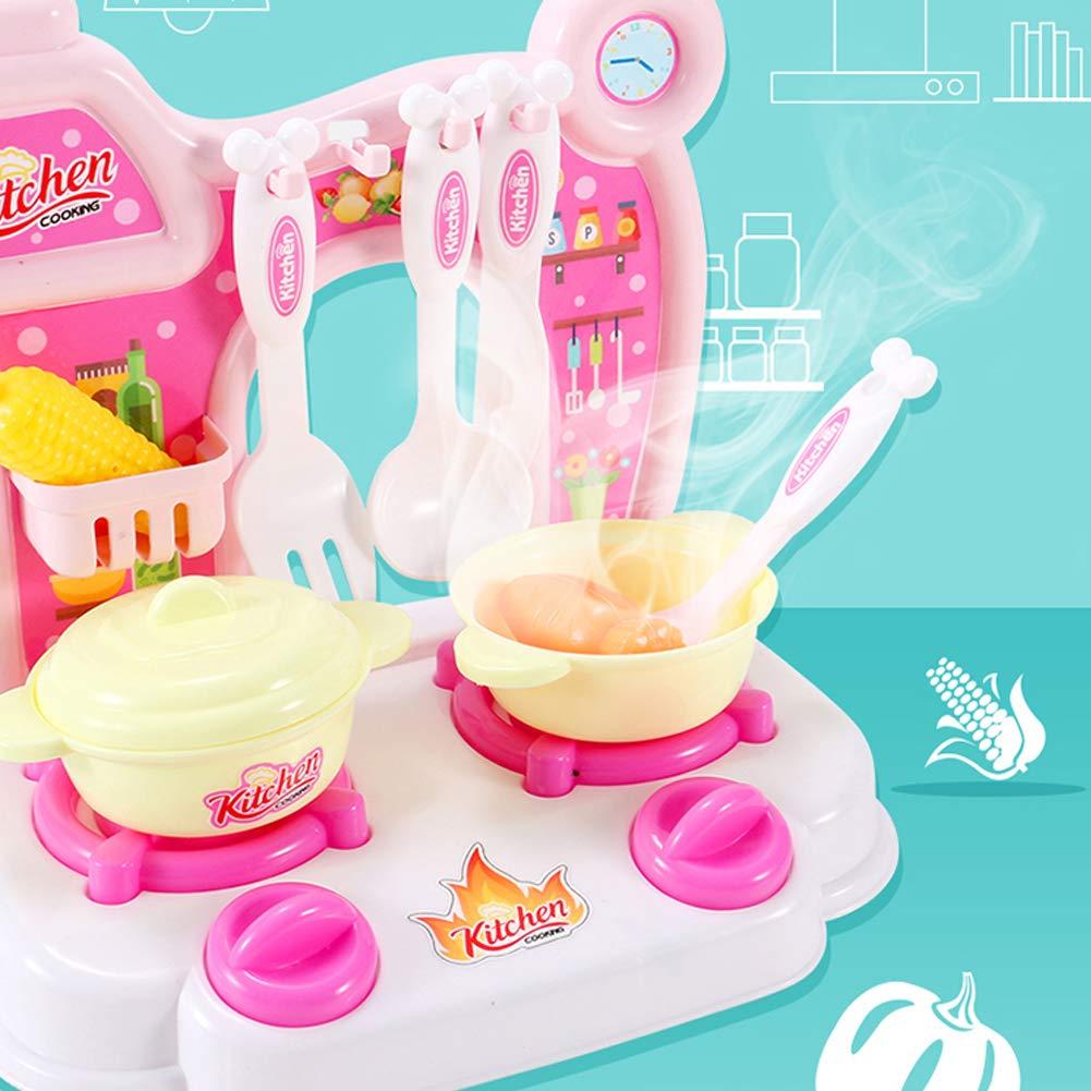 housesweet Cucina per bambini finta giocare giocattoli cucina posate ...