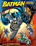 img - for Batman Classic: The Batman Reusable Sticker Book book / textbook / text book