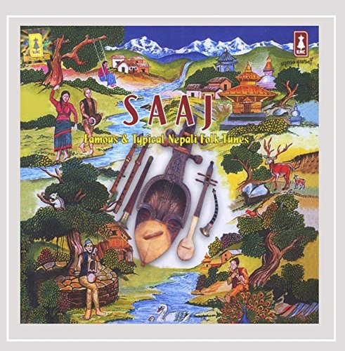 Saaj: Famous & Typical Nepali Folk Tunes
