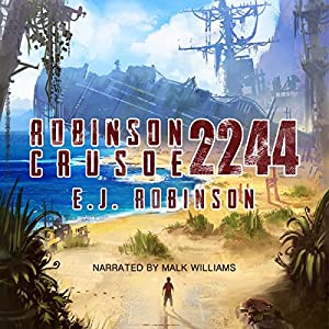 Robinson Crusoe 2244 Audiobook
