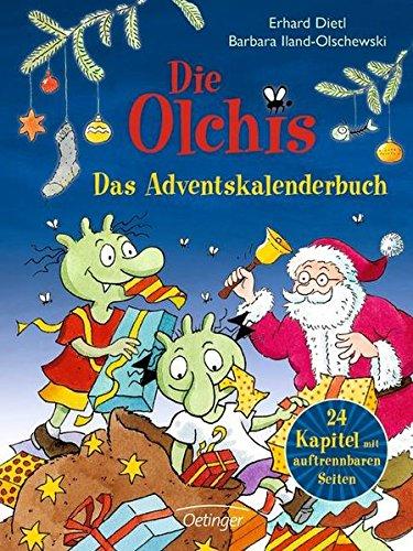 Die Olchis. Das Adventskalenderbuch Gebundenes Buch – 26. September 2016 Erhard Dietl Stephanie Stickel Oetinger 3789104167