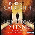 Der Seidenspinner (Cormoran Strike 2) Audiobook by Robert Galbraith Narrated by Dietmar Wunder