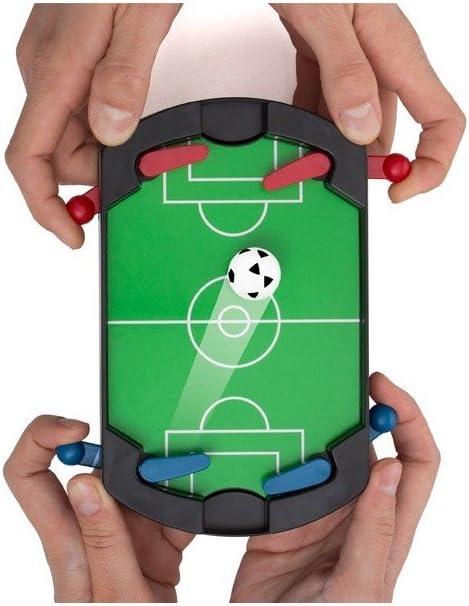 Mini Futbolín de Mesa Pinball: Amazon.es: Hogar