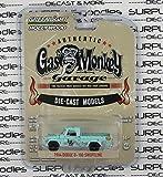 GAS MONKEY GARAGE rare GREENLIGHT 1:64 Hollywood Series 10 1964 DODGE D-100 SWEPTLINE