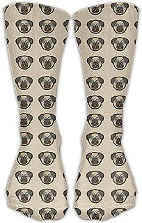 Aeykis Puppy Mens Cool Knee High Socks