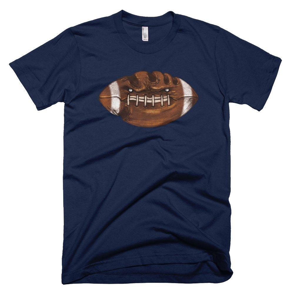 人気商品の AmnestyスポーツJustフットボールTシャツ ネイビーブルー B016CM4J4C X-Small X-Small ネイビーブルー B016CM4J4C, ガレージマックス:cb08e72b --- a0267596.xsph.ru