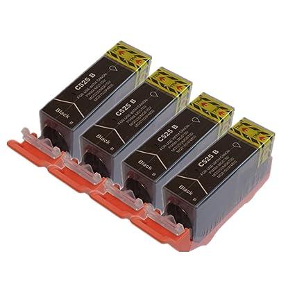 Cartuchos de tinta compatibles Canon PGI-525 y CLI-526 para ...