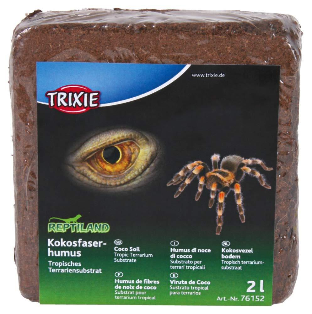 Trixie 76152 fibra di cocco Humus, substrato, pressato