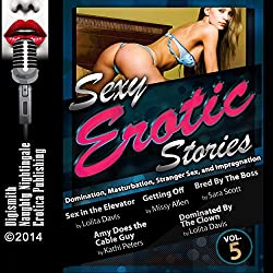 Sexy Erotic Stories: Domination, Masturbation, Stranger Sex, and Impregnation