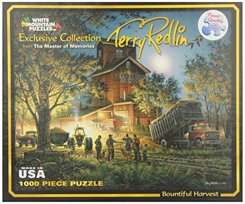 Bountiful Harvest - 1000 Piece Puzzle