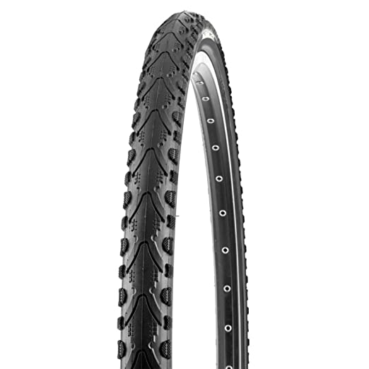 KENDA KAHN Fahrradreifen-Set, schwarz, 26 x 1.95 Zoll, inkl. 2 x 26