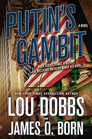 book cover of Putin\'s Gambit