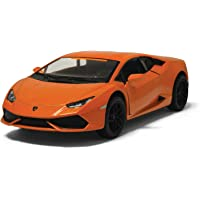 Jack Royal Lamborghini Metal Die-Cast Pull Back Toy Car (Color May Vary as per The Availability) (Lamborghini Huracan LP610-4)