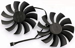 PLD10015B12H 12V 0.55A EVGA GTX780Ti 980Ti graphics card cooling fan