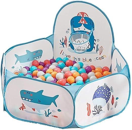 LIUFS Colorido Ocean Ball Interior Parque Infantil Hogar Juguete ...