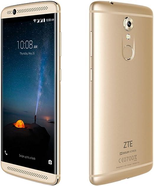 Zte Axon 7 Mini - 4G Lte Smartphone Libre Android 6.0 (Pantalla Fhd 5.2\