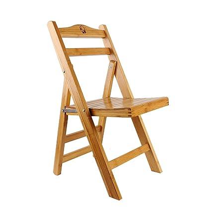 Sillas plegables Niños portátiles que doblan la silla de la ...