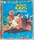 Return to Oz - A Golden Book (Escape from the Witch's Castle)