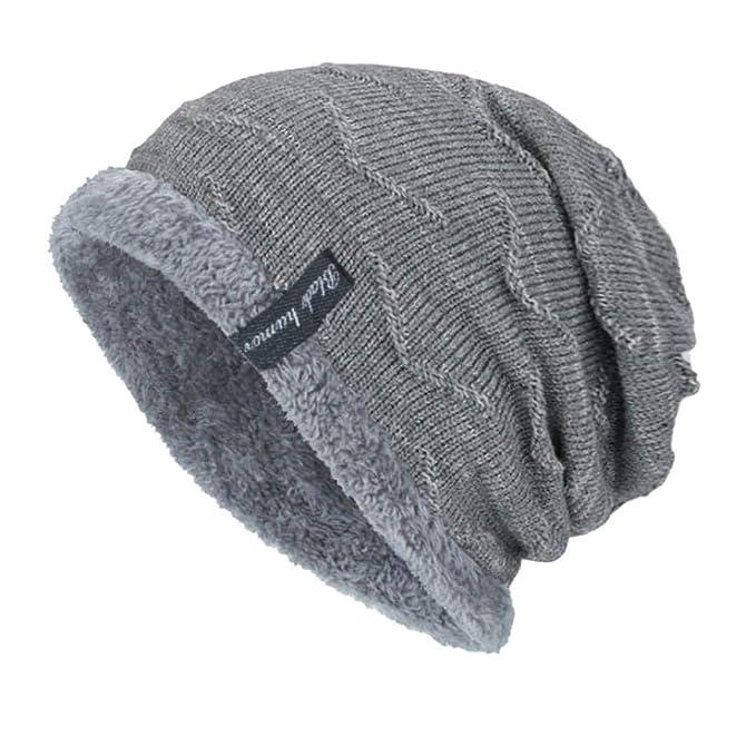 hut ski linie vlies warme wolle mütze baggy gestrickten schal camping