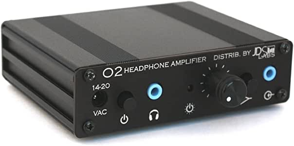 Genuine National JDSLABS Objective2 Black Edition By NwAvGuy Headphone Amplifier JDS LABS (Made in USA)
