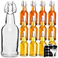 Clear Glass Bottles