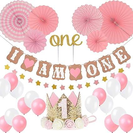 2nd Birthday Hat Girl 2nd Birthday Hats 2nd Birthday Outfit Girl Pink White 2nd Birthday Girl Party Hats 2nd Birthday Party Hat