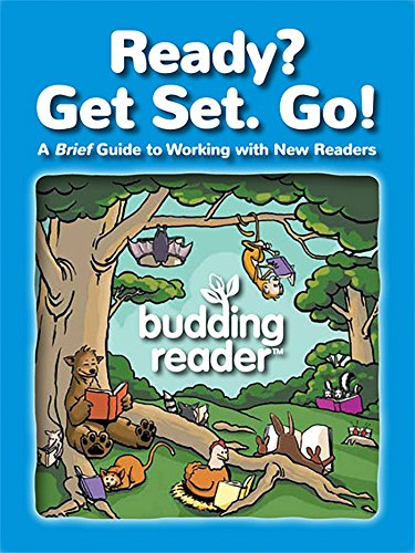 Ready? Get Set. Go!: A Brief Guide to Working with New Readers by [Thompson, Melinda, Ferrell, Melissa]