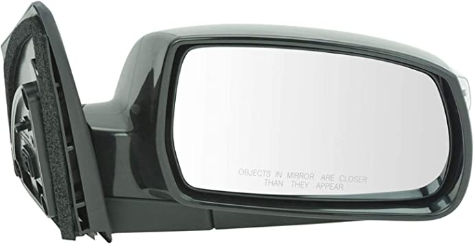 Power Heated Black Textured Side View Mirror Pair Set of 2 NEW Fits 10-13 Tucson