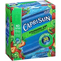 30-Count Capri Sun Juice Drink (Strawberry Kiwi)