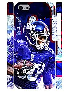 3D Print Custom Classy Football Player High Impact Cell Phone Case Fits Iphone 5C