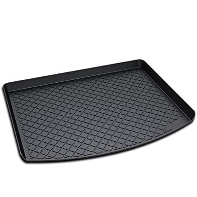 Aiqiying Cargo Liners,Black Heavy Duty Rubber Waterproof Rear Cargo Tray Trunk Floor Mat Protector Custom Fit for 2013 2014 2015 2016 2020 2020 2020 Ford Escape: Automotive [5Bkhe1008445]