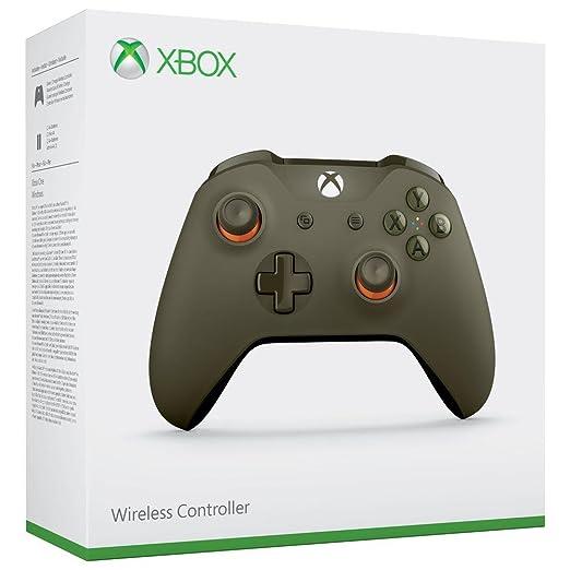 9 opinioni per Xbox One: Controller Wireless, Verde/Arancione- Limited