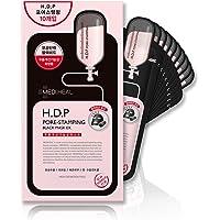 Mediheal H.D.P. Pore-Stamping Black Mask EX. 10pcs/box