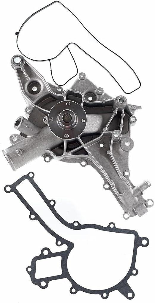 Water Pump W// Gaskets Fits Mercedes C320 C240 E320 E500 ML320 ML350 SL500 S430