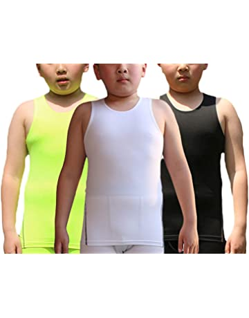 Essential Vest Shirts for Men Boys Teens Adult Fashion Cool Fit Tank Top