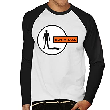 557040511556 Cloud City 7 Supreme Headquarters Alien Defence Organisation Shado Men's  Baseball Long Sleeved T-Shirt: Amazon.co.uk: Clothing