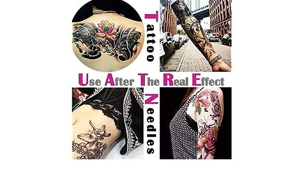 5 pzas. Agujas de tatuaje 3RS Agujas de tatuaje de primera calidad ...
