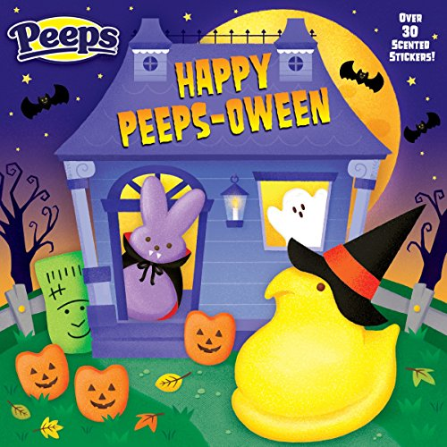 Happy PEEPS-oween! (Peeps) (Pictureback(R)) -