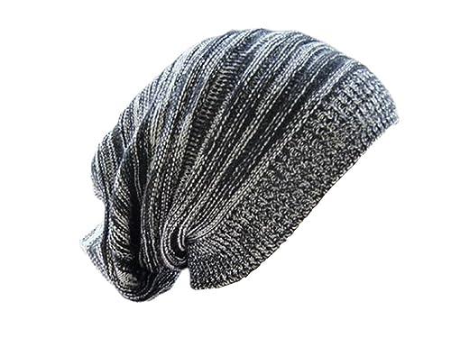 Crochet Invierno Beanie gorro de punto caliente cozy Mujeres grande Sombrero Moda Diseño de lana Tejer Warm Caps