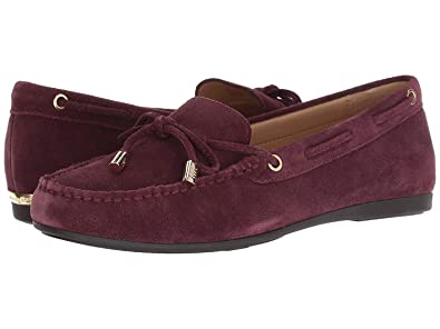 3c204cb60d9298 Amazon.com | Michael Michael Kors Sutton Moc Bow Moccasins Shoes ...