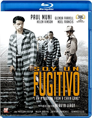 I´m a fugitive from a chain gang (soy un fugitivo) Blu-Ray -Region B - import