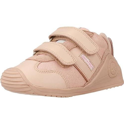 BIOMECANICS 182142 Zapatillas DE Piel NIÑA Botas-Botines: Amazon.es: Zapatos y complementos