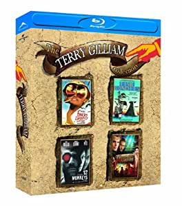 Terry Gilliam Collection Box Set [Blu-ray]