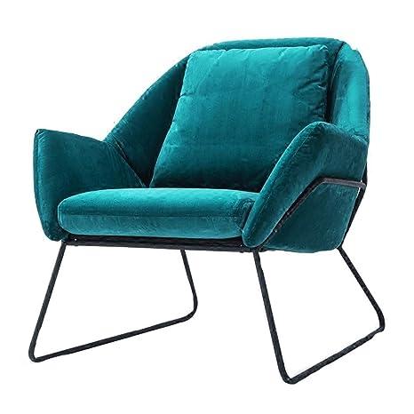 Amazon.com: Jian ming sofá de tela lavable, sofá perezoso ...