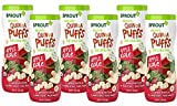 Sprout Organic Baby Food, Sprout Quinoa Puffs Organic Baby Food Snack, Apple Kale, 1.5 Ounce Canister, 6 Count