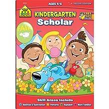 Kindergarten Scholar: Deluxe Scholar Series Workbooks