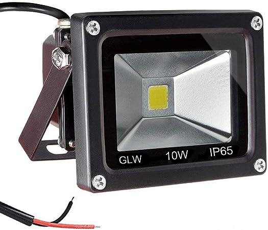 Lot of 6-10W Warm  White LED Flood Light 12V  AC// DC Wash Light