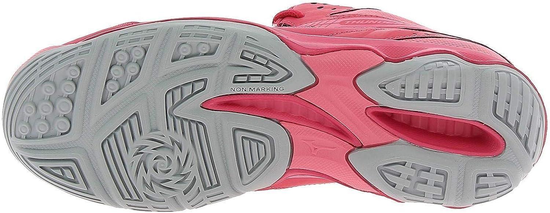 Mizuno Thunder Blade Mid, Zapatillas para Mujer: Amazon.es: Zapatos y complementos